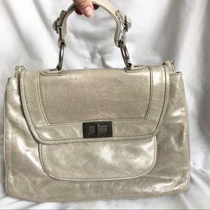 Rebecca Minkoff Covet leather convertible satchel